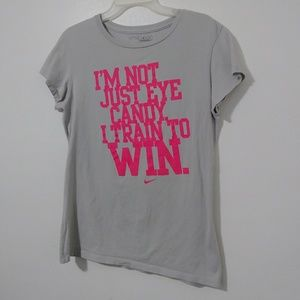 Nike Womens Workout Tee